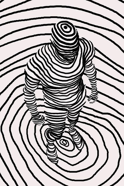 Contour Line Drawings Of Figures Or Objects : Best images about draw foreshortening on pinterest