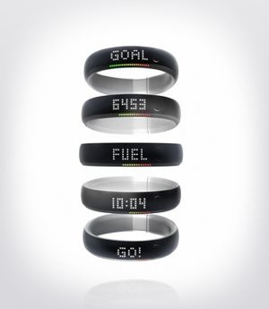[Wearable Computers] Nike+ Fuel Band