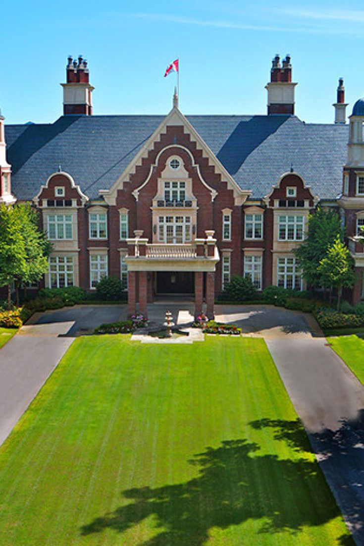 Chelster Hall In Oakville, Ont. May Be Canada's Priciest Home Ever Listed