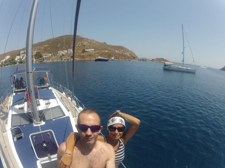 Go sailing in Patmos and the nearby Dodecanese islands.