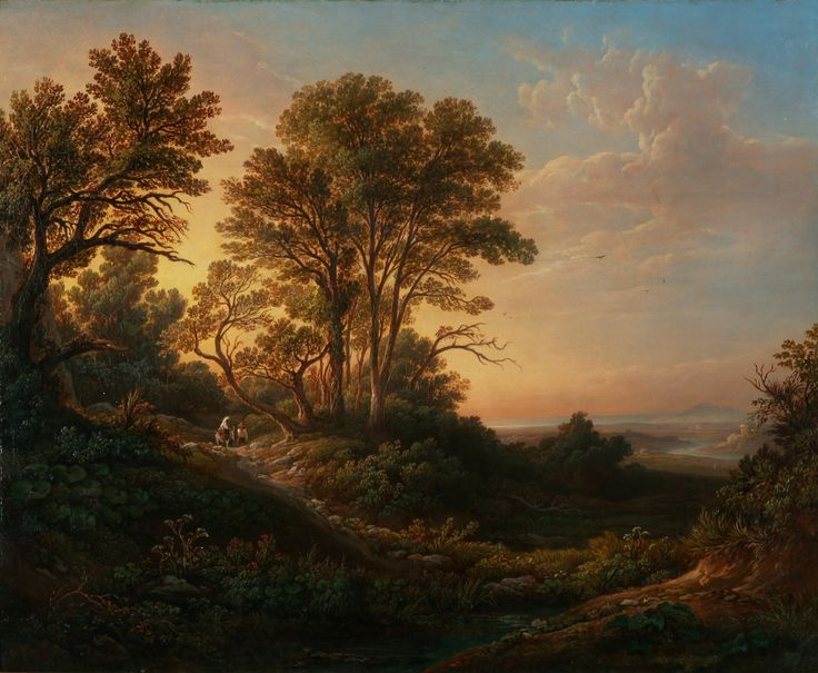 Rudolph Müller - Italian Landscape