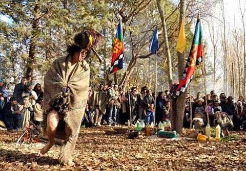 Piedra del Aguila.-: Año Nuevo Mapuche