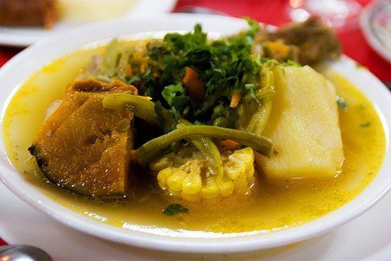 santiago chile foodies food cazuel