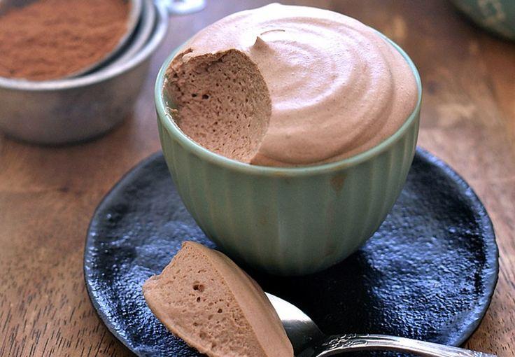 Chokolademousse med Bailey's   Magasinetliv.dk