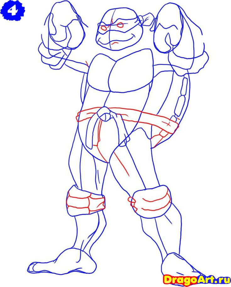 how-to-draw-donatello-from-the-tmnt-step-4.jpg (873×1085)