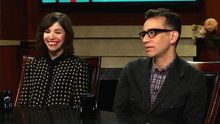 Larry King Now - Carrie Brownstein Wants a Sunscreen Dispenser in Her Armpit
