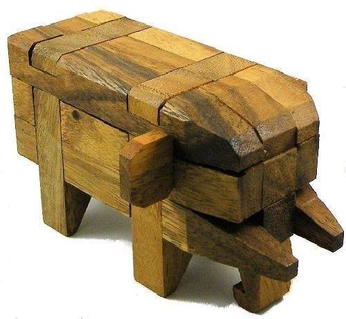 olifant design 1930 - (Hirikichi) yamanaka kumikl werk
