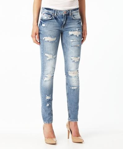 Gina Tricot -Malou destroy jeans