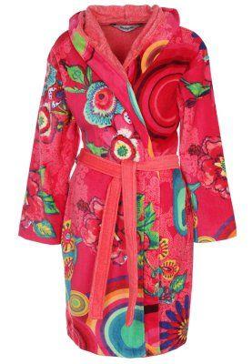 Badjassen Desigual RED LOLLIPOP - Badjas - lollipop Multicolor: € 109,95 Bij Zalando (op 17-9-15). Gratis bezorging & retournering, snelle levering en veilig betalen!