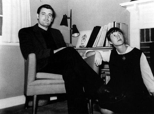 Literary Analysis: Sylvia Plath and Ted Hughes