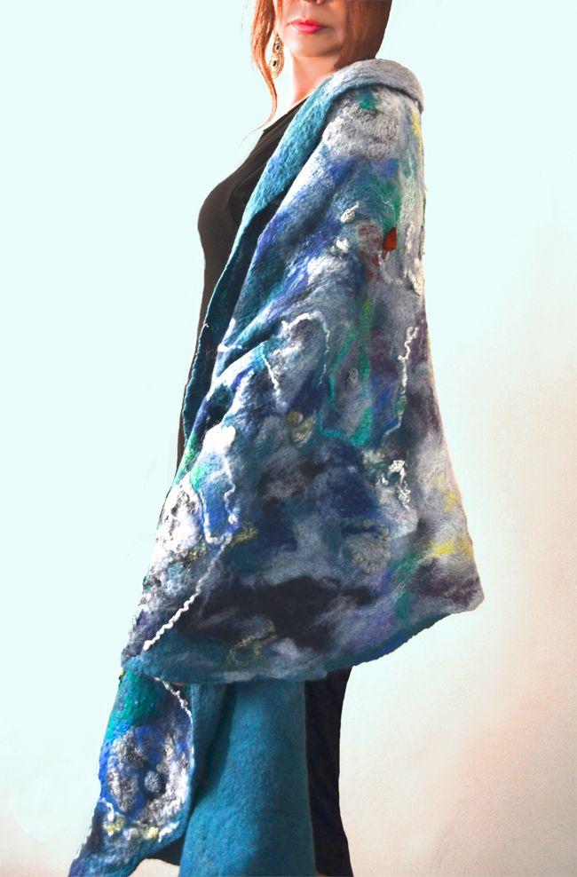 Chal Oceano de Pasion Textil