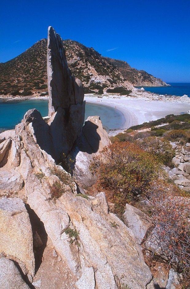 Punta Is Molentis Beach | Villasimius , region of Sardegna, Italy