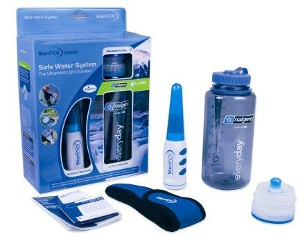 SteriPEN Safe Water Purifier System