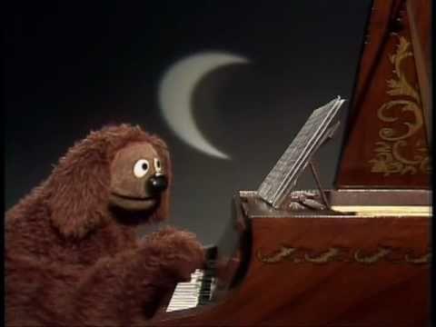 "The Muppet Show: Rowlf - ""Moonlight Sonata"""