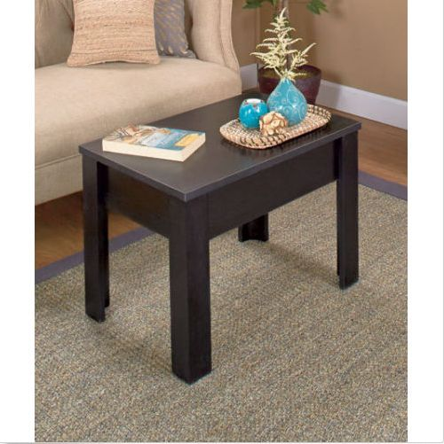 17 Best Ideas About Side Table With Storage On Pinterest