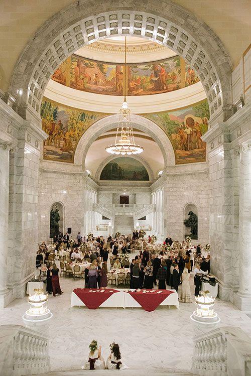 44 best wedding set ups images on pinterest wedding set salt lake an elegant fall hued wedding in salt lake city junglespirit Images