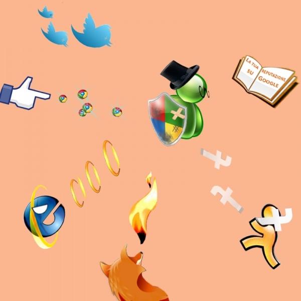 """Elisa Daniele - Contest Cover per """"La tua Reputazione su Google e i Social Media"""" 2"""