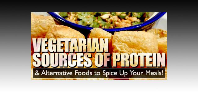 Bodybuilding.com - Vegetarian Sources Of Protein & Alternative Foods To Spice Up Your Meals