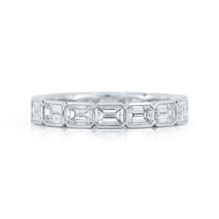 emerald cut diamond ring design Google Search Stones of Grace