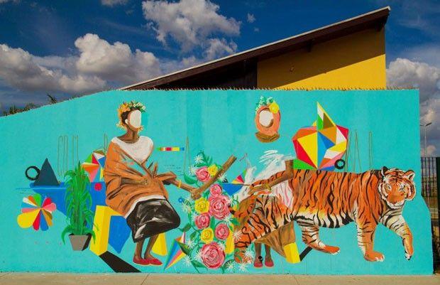 30 artistas de rua  (Foto: Reprodução) Zéh Palito