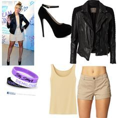 Dress like demi lovato style closet