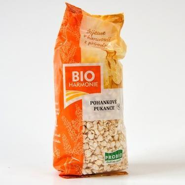Pohankové pukance jsou v biokvalitě, přirozeně bezlepkové, lehce stravitelné. Pohanka je významným zdrojem vlákniny, minerálních látek a vitaminů, zejména vitaminů řady B a vitaminu E.