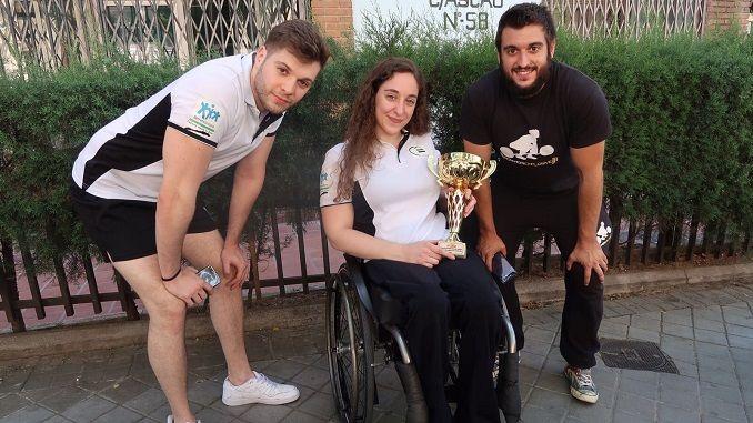 Loida Zabala gana la duodécima y revalida el Campeonato de España en el Gimnasio Siderópolis donde se ha disputado la competición.