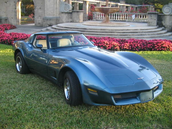 1980 Chevrolet Corvette For Sale  $7,500.00