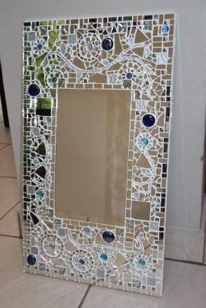 bathroom mirror mosaic 17 best images about mosaic mirrors on 11060