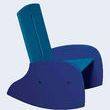 CLICK HERE for free project plans for this Childs Rocker.