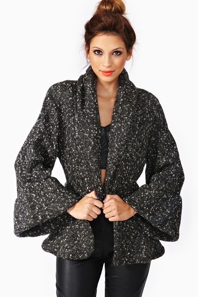 Norma kamali wool kimono vintage finds pinterest - Norma kamali costumi da bagno ...