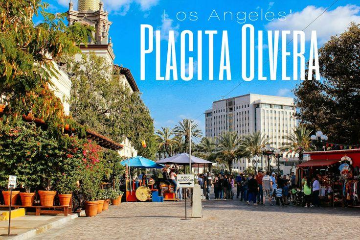 placita olvera - Google Search