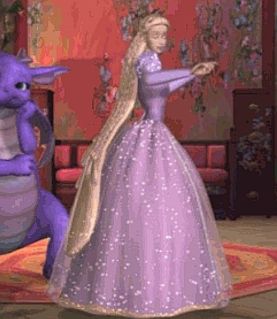 Barbie Rapunzel Movie Rapunzel Prinzessin