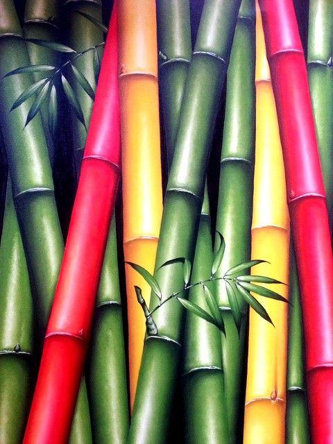 cuadro bambu - Buscar con Google