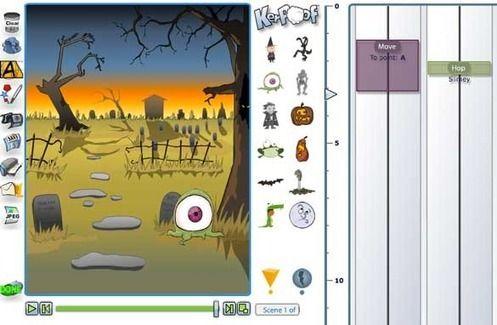 Crea animaciones, tarjetas y cuentos con Kerpoof | Nuevas tecnologías aplicadas a la educación | Educa con TIC