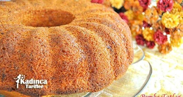 Portakallı Limonlu Sünger Kek Tarifi | Kadınca Tarifler - Oktay Usta - Nefis Yemek Tarifleri