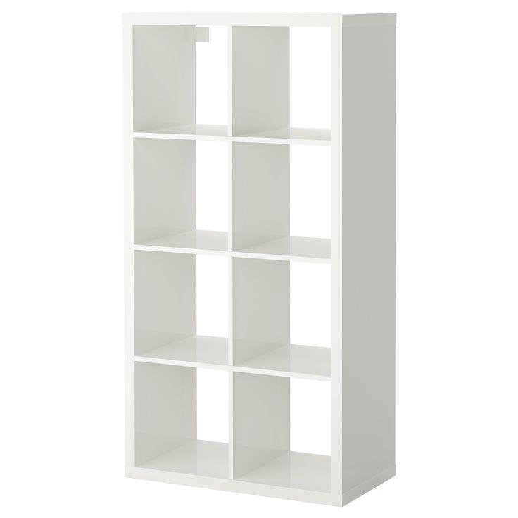 Ikea regal kallax 2x4  Die besten 25+ Kallax regaleinheit Ideen auf Pinterest | ikea ...