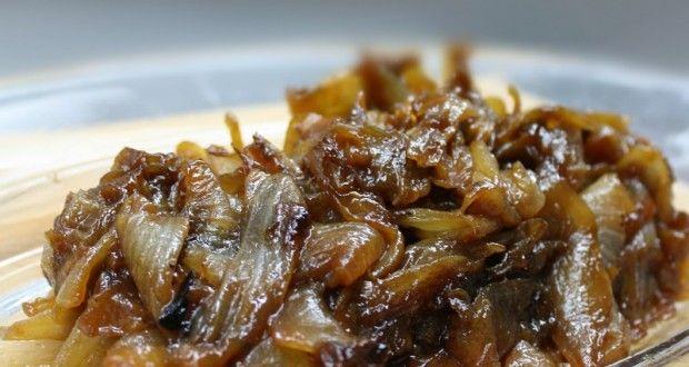 καραμελωμένα κρεμμύδια με 2 τρόπους και όλα τα μυστικά - Pandespani.com