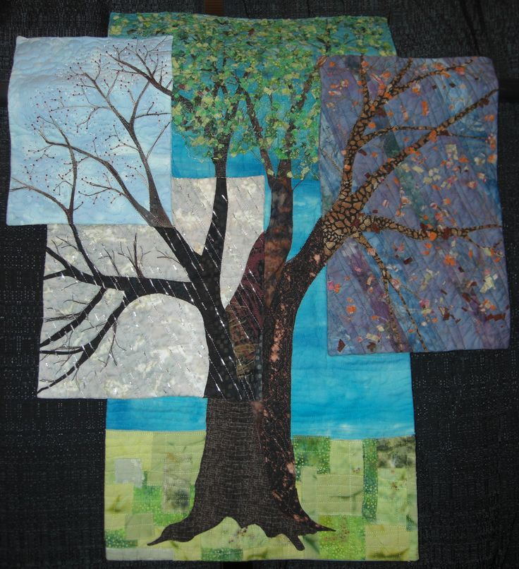 4 Seasons: Quilts from Mid Atlantic Quilt festival | by VirtKitty
