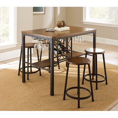 Trent Austin Design Woodside Counter Height Pub Table & Reviews | Wayfair