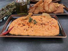 Χτυπητή πιπεριάς Φλωρίνης από την Αργυρώ Μπαρμπαρίγου   Πεντανόστιμη σαλάτα που συνοδεύει ιδανικά όσπρια αλλά και κρέατα και πουλερικά.