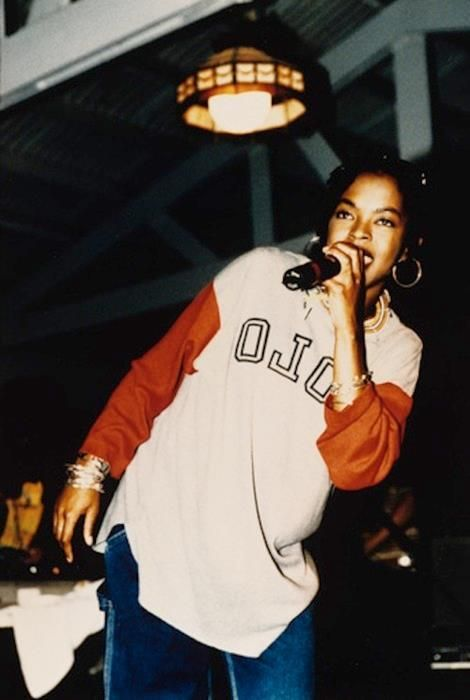 Old school Lauryn Hill reminding us that Everything is Everything