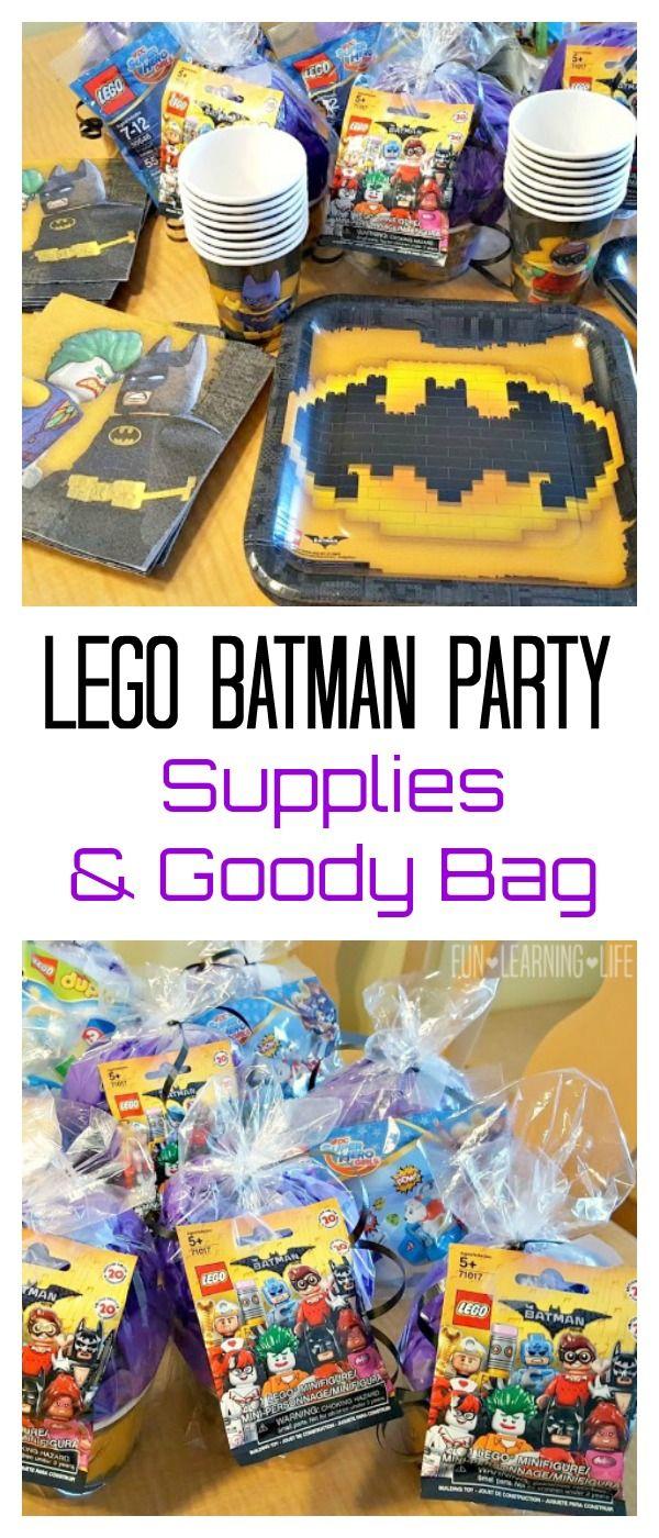 Best 25+ Batman party supplies ideas on Pinterest | Lego batman ...