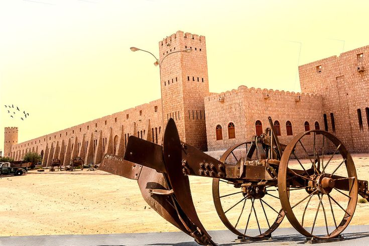 Dukhan: Half-Day Qatar West Coast Tour from Doha