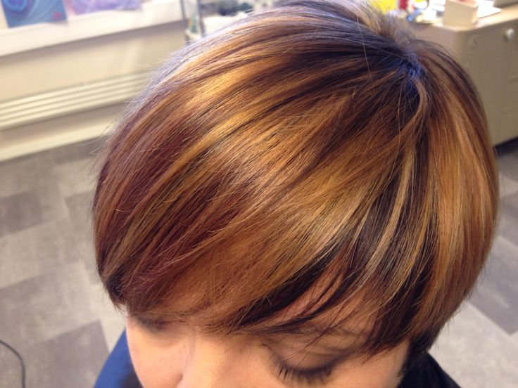 Color with Wella magma and koleston perfect  4 different colors to reflect light