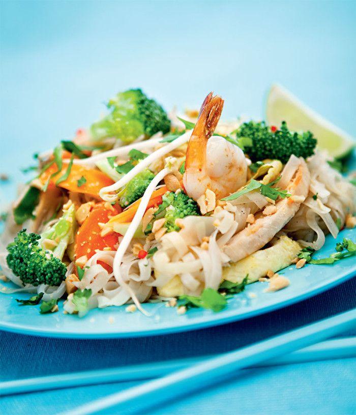 Idag bjuder vi på ett recept på Pad Thai - en av våra favoriträtter från Thailand. Denna goda nudelrätt passar perfekt för de som gillar thaimat men inte för kryddstark mat. Receptet kommer...