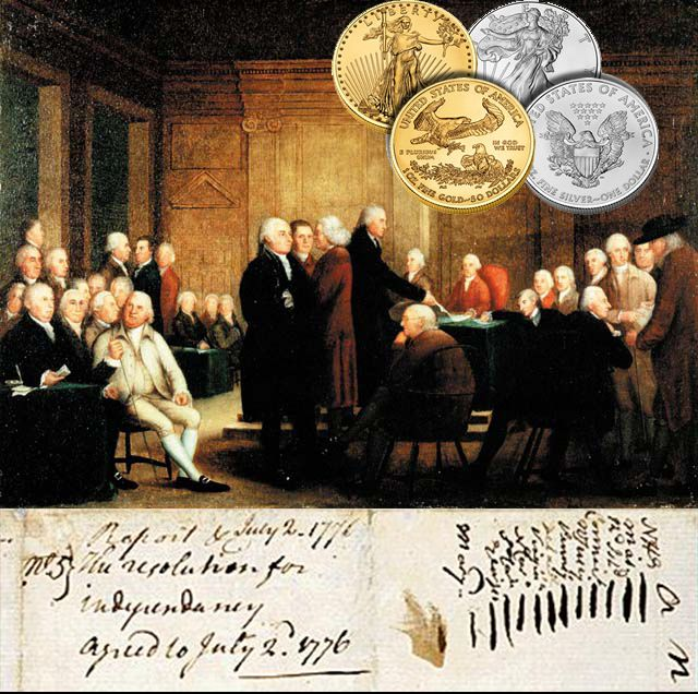 july 4 1776 motto