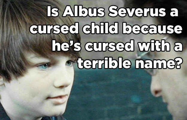 """25 Questions """"Harry Potter And The Cursed Child"""" Needs To Answer"""