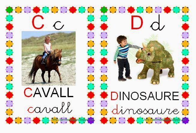 L'abecedari és un recurs indispensable a totes les classes. A l'inici del procés…