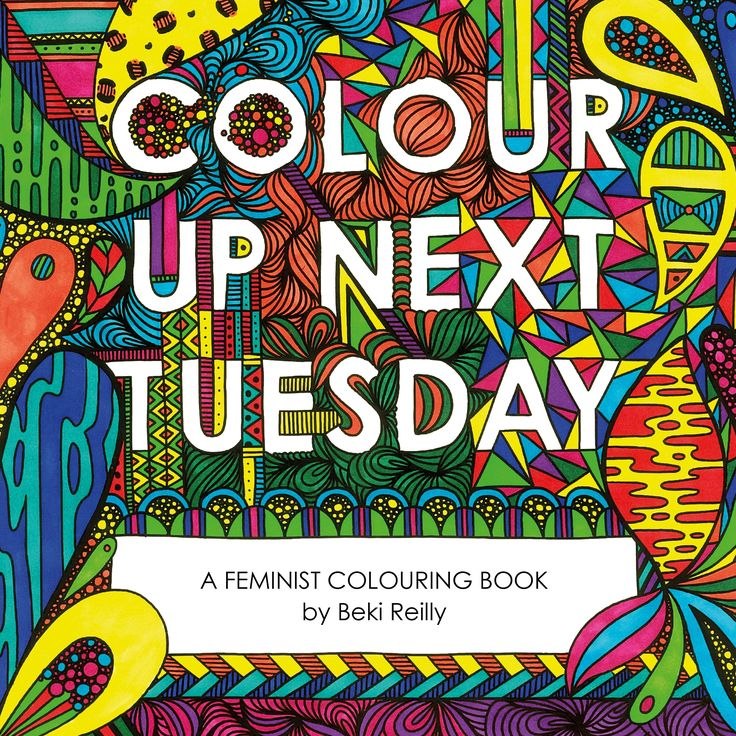 You Need This Coloring Book if You've Ever Been Called the C-Word